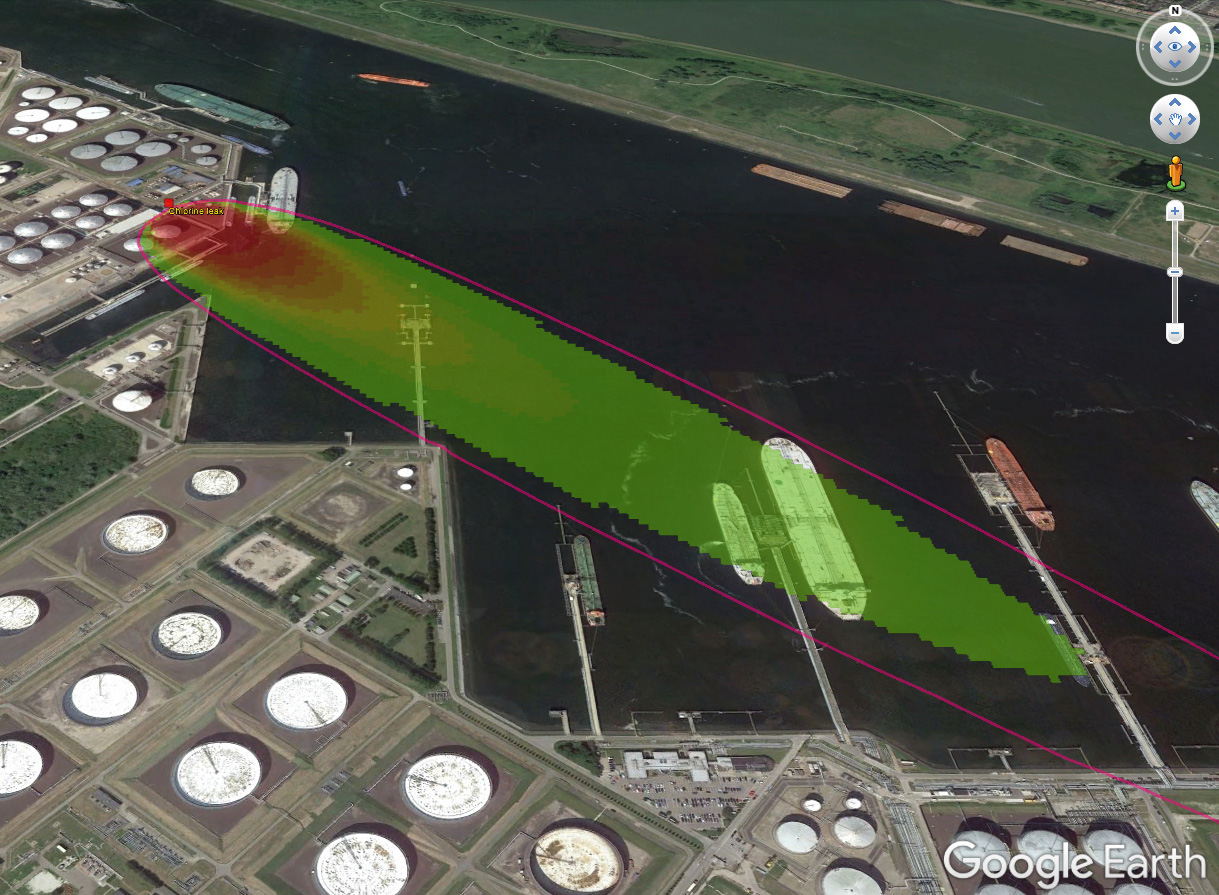 Google Earth Sharing