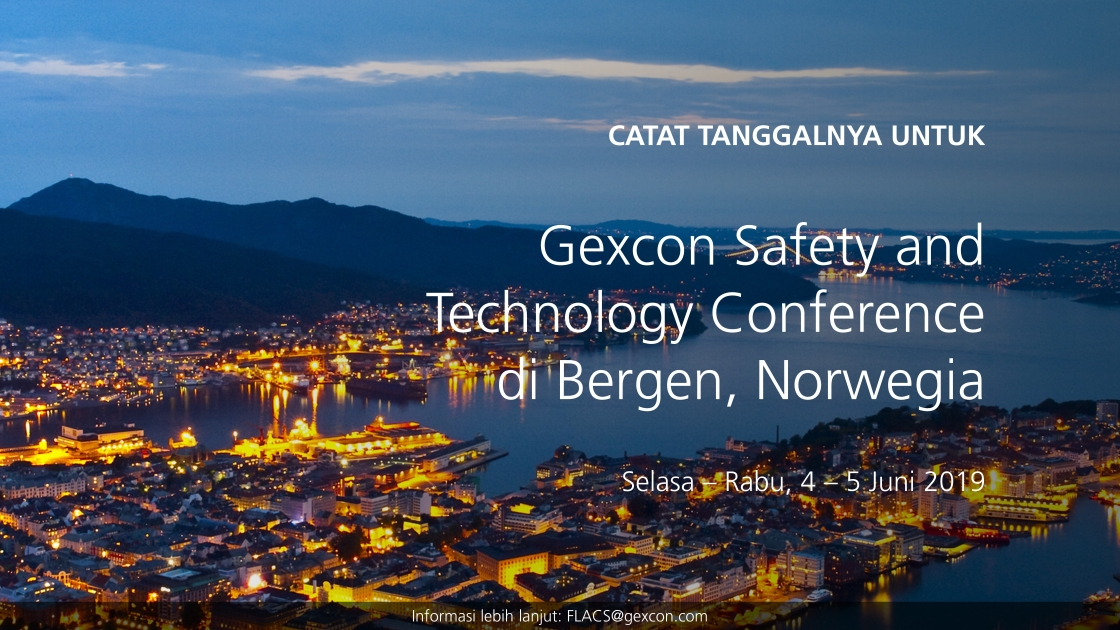 Gexcon Safety and Technology Conference