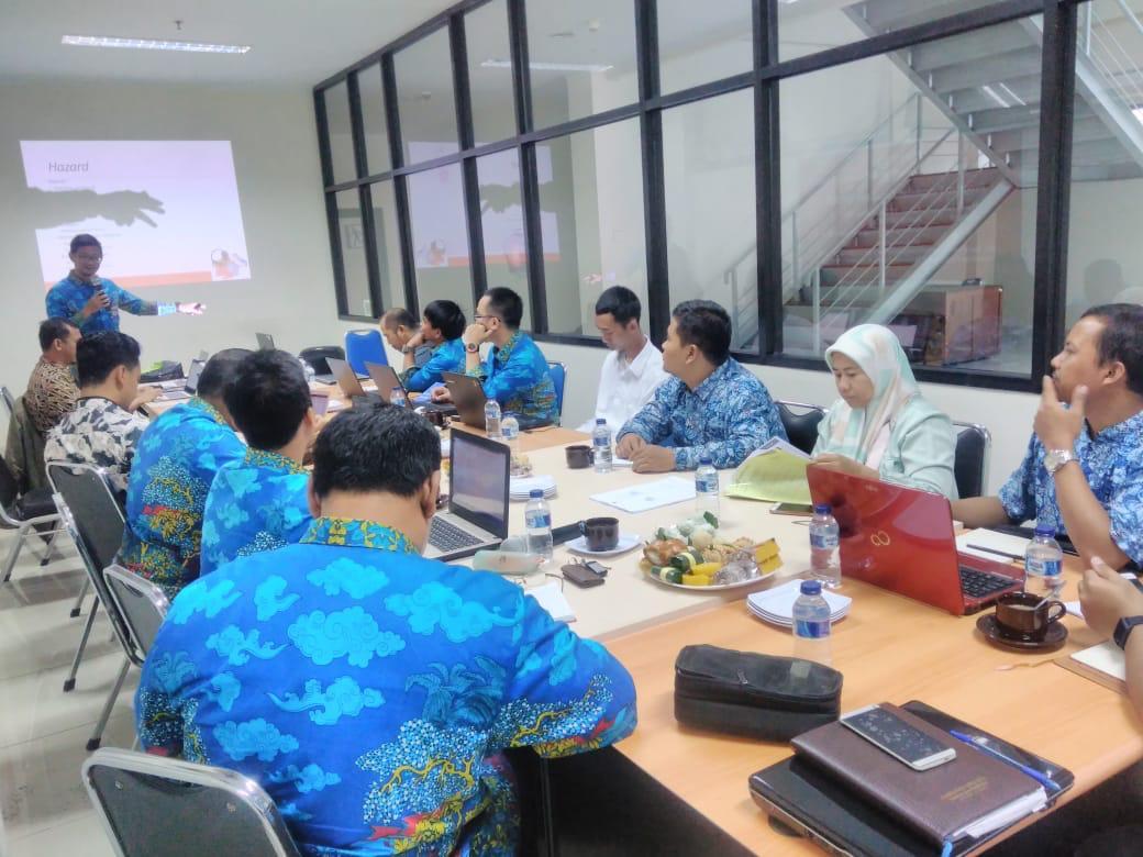 Workshop sesi 1 di ITB