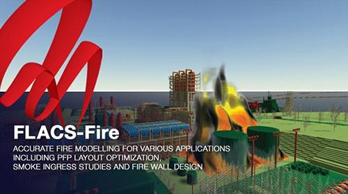 FLACS Fire Advertisement