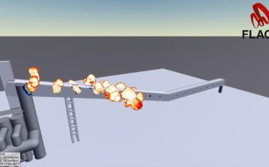 Simulating Pulverized Coal Explosion with FLACS