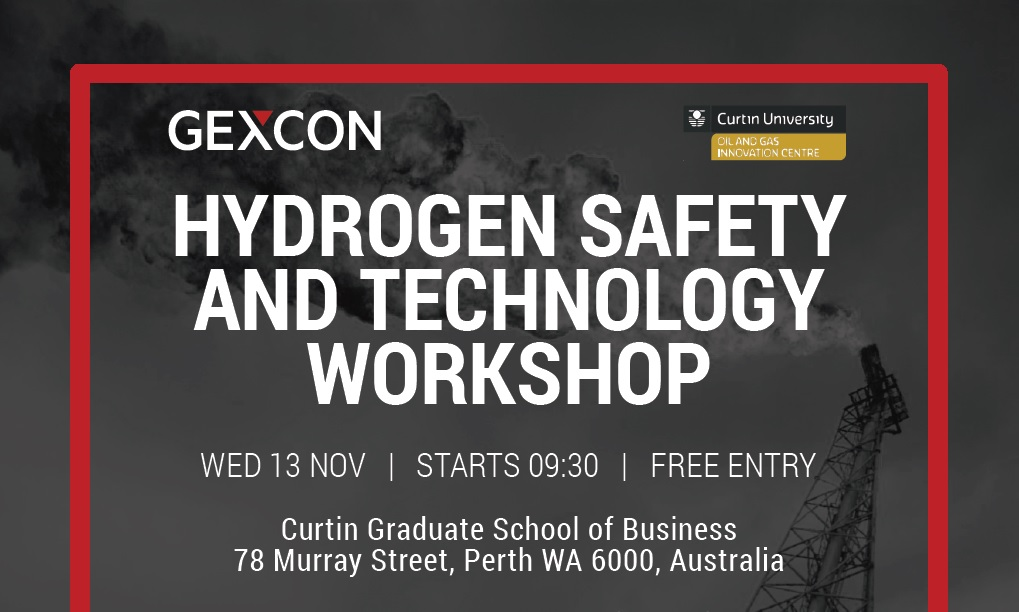 Join Us at the Hydrogen Safety and Technology Workshop in Perth
