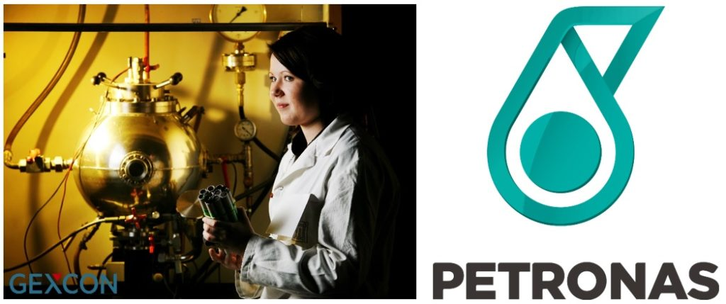 Petronas through the company's online crowdsourcing platform known as Innovation Gateway @ Petronas (IG@P) has approved Gexcon's products & services to be included in Petronas' list of innovative solutions that will potentially offer supports for the business.