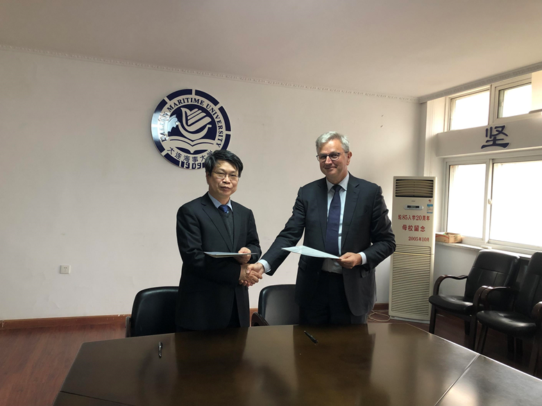 The MoU between Gexcon and Dalian Maritime University is to hold joint international training courses about fire and explosion safety and to apply for international Joint Industry Projects (JIPs).