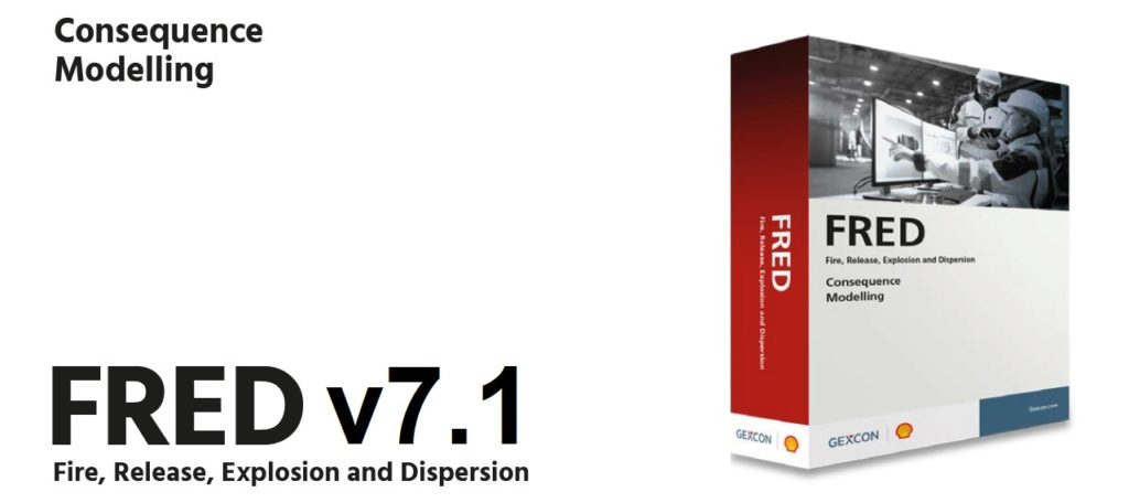 FRED v7.1 is now Available by Gexcon