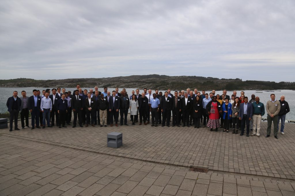 The Attendees of Gexcon Safety and Technology Conference 2019