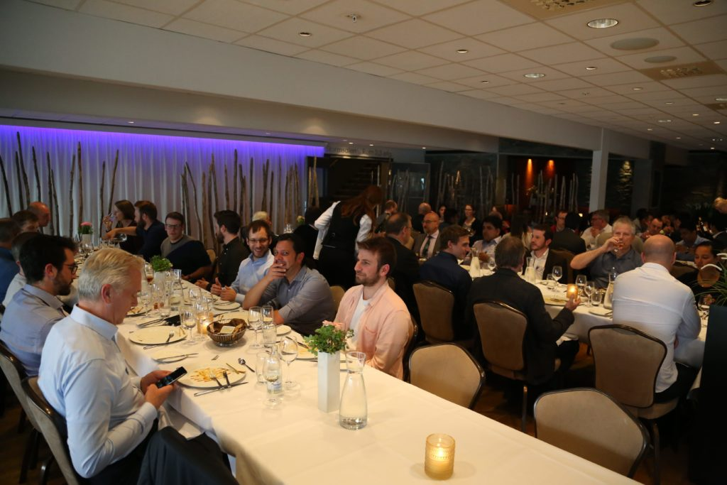 The networking dinner of Gexcon Safety and Technology Conference 2019 took place at the restaurant of Panorama Hotel and Resort