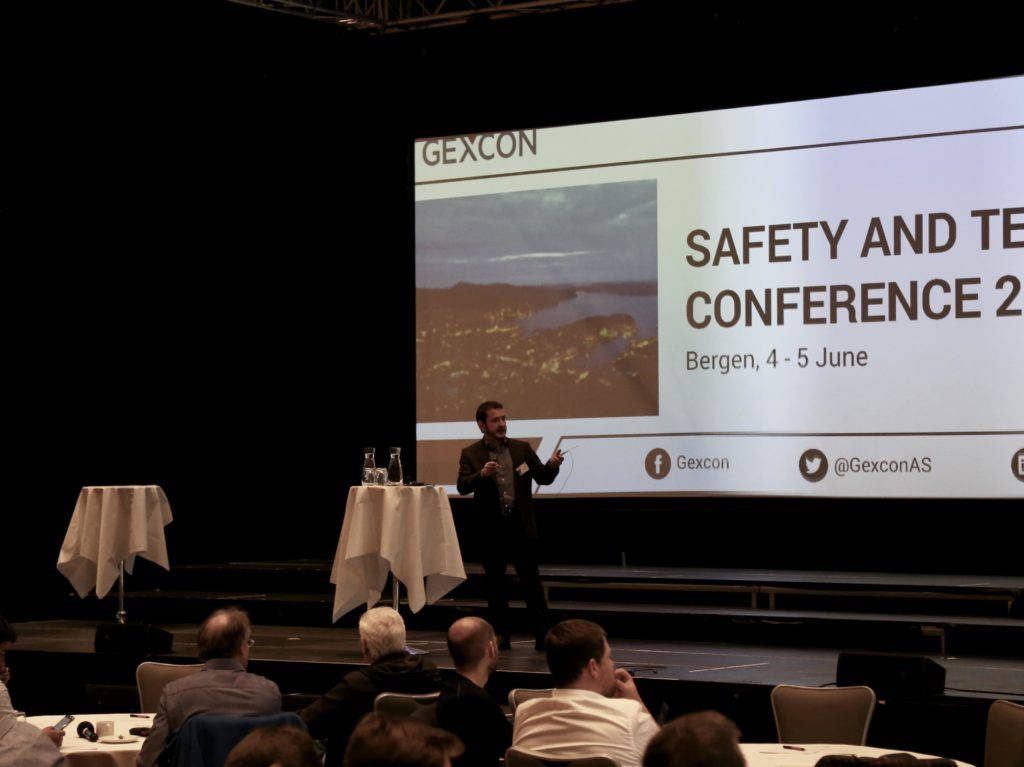 Presentation by FLACS Software Users at Gexcon Safety and Technology Conference 2019