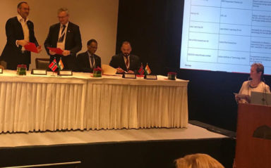 Gexcon Announces Three MoUs in India