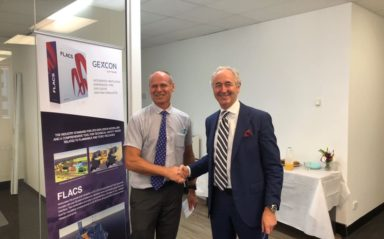 Gexcon Opens New Office in Perth
