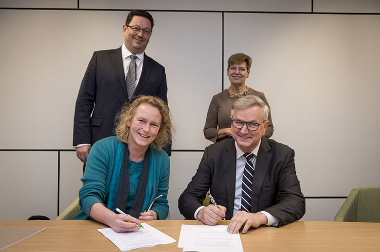 Gexcon has entered into an agreement with the Dutch organization for applied scientific research TNO to create a joint venture to exclusively market TNO's Safety Software