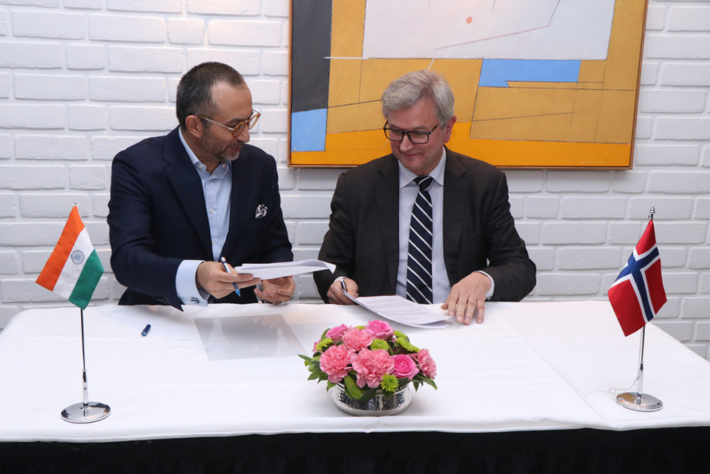 Gexcon Signed an MoU with UPL to Set Up Center of Excellence on Agrochemicals
