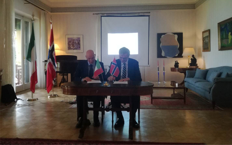 Gexcon Signed an MoU with OSDIFE