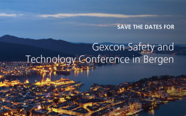 Register Now for Gexcon Safety and Technology Conference 2019!