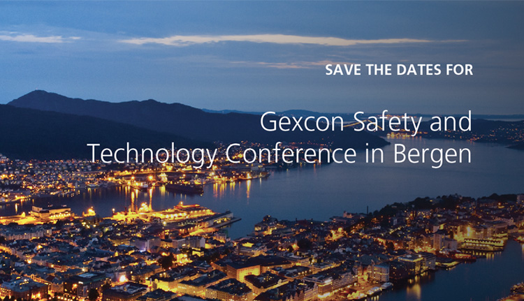 Registration for Gexcon Safety and Technology Conference 2019 is Now Open!