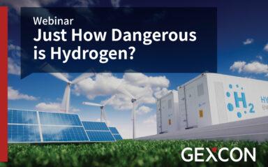 Webinar: Just How Dangerous is Hydrogen (US)