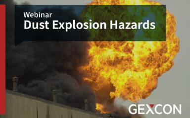 Webinar: Dust Explosion Hazards