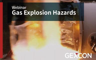 Webinar: Gas Explosion Hazards