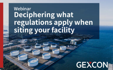 Webinar: Deciphering what regulations apply when siting your facility