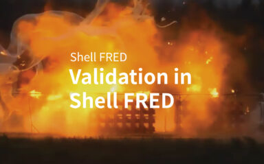 Validation in Shell FRED