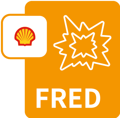 Shell FRED