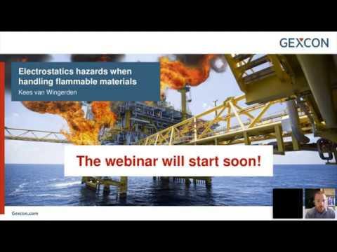 Electrostatic Hazards when Handling Flammable Materials