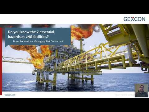 Do You Know the 7 Essential Hazards at LNG Facilities