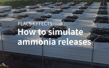 How to Simulate Ammonia Releases