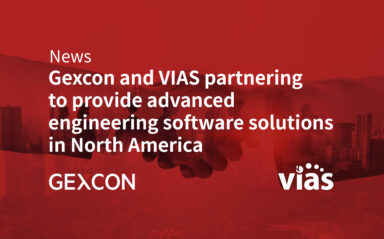 Gexcon and VIAS partnering to provide advanced engineering software solutions in North America