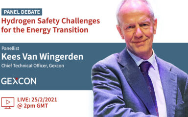 Interview with Dr. Kees Van Wingerden: The Safety Aspect of Hydrogen as a Fuel