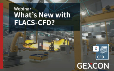 Webinar: What's New with FLACS-CFD?