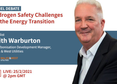Interview with Keith Warburton: Standards for Hydrogen Industry