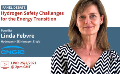 Interview with Linda Febvre: Challenges in Developing A Reliable Hydrogen Production and Storage System