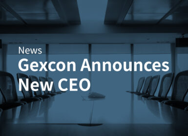 Gexcon Announces New CEO