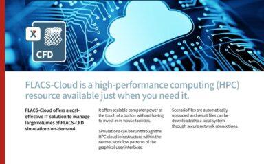 FLACS-Cloud